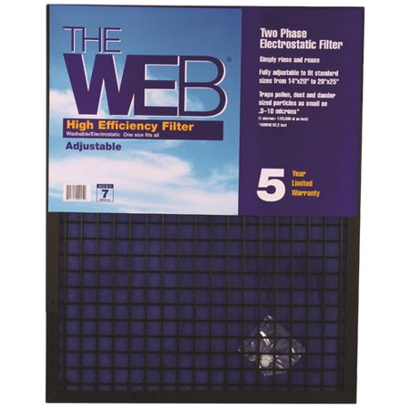 - WEB Products High Efficiency Air Conditioner Air Filter