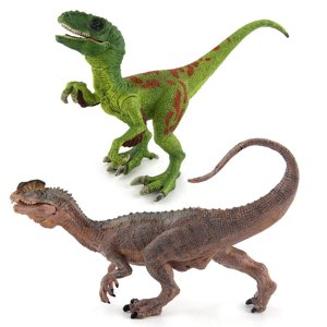 Dinosaur Model Toy(There Are 4 Types. Please Choose One Carefully. ) Plastic Dinosaur Model Toys Action Figures Educational Realistic Dinosaur