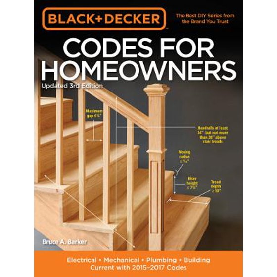 Black Decker Codes For Homeowners Electrical Mechanical