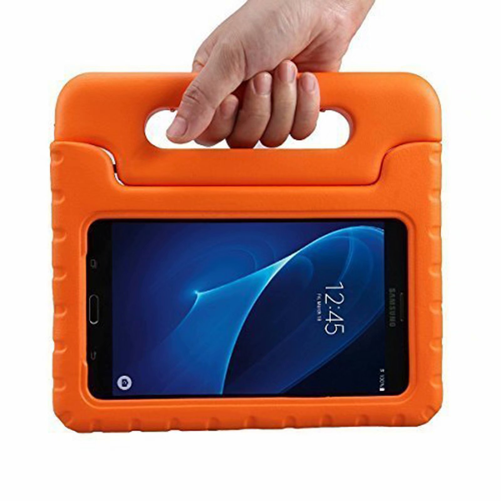"Dteck Samsung Galaxy Tab E Lite 7"" T110/T113 Case , Handle Stand Shockproof Kids Protective Case Cover"