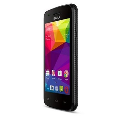 Refurbished Blu Dash L D050u Gsm Dual Sim Android Smartphone  Unlocked