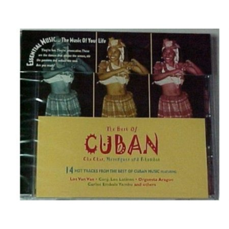 the best of cuban - cha chas
