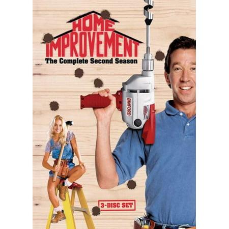 Home Improvement: Complete Second Season