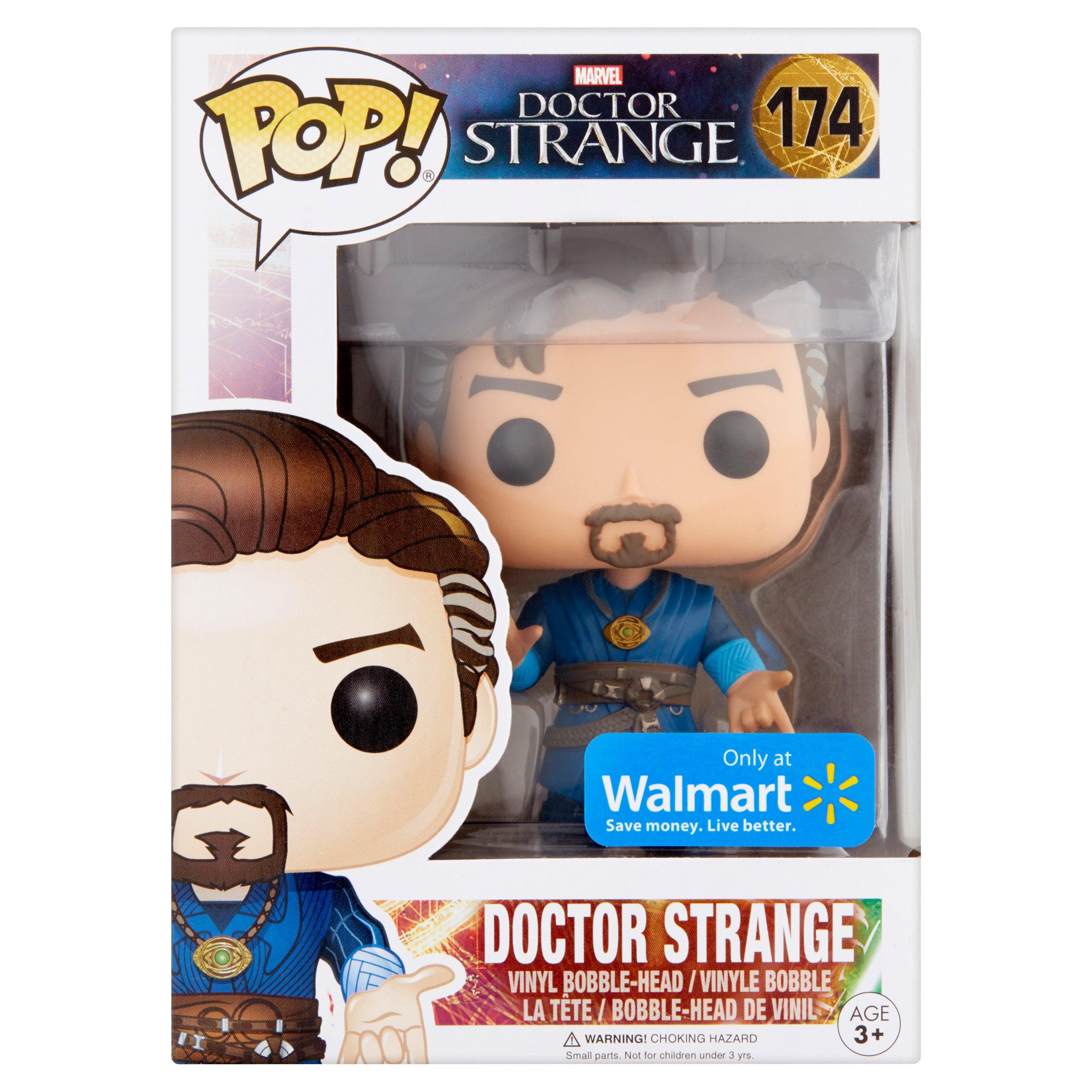 Pop! Marvel Doctor Strange 174 Vinyl Bobble-Head Age 3+