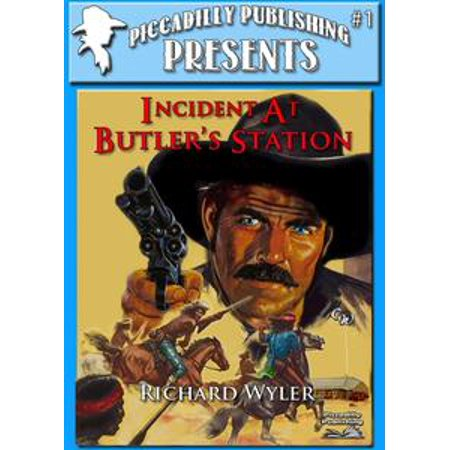 Piccadilly Cars (Piccadilly Publishing Presents 1: Incident at Butler's Station -)
