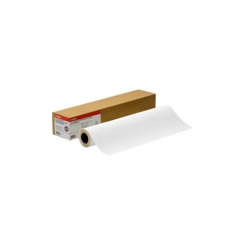 Canon - Fine art watercolor paper - 13 mil - Roll (50 in x 50 ft) - 250 g/m2 - 1 roll(s) - for imagePROGRAF iPF9000