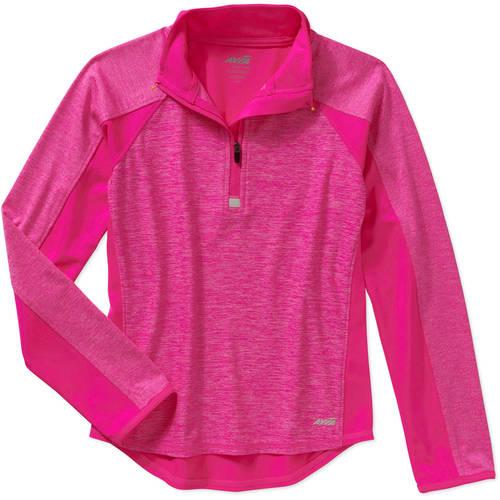 Image of AVIA Girls' 1/4 Zip Jacket