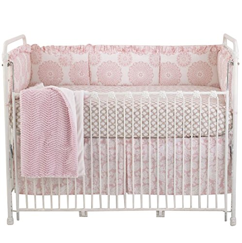 Cotton Tale Designs 4 Piece Bedding Set Sweet And Simple Pink Walmart Canada