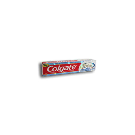 Colgate Total Whitening Dentifrice De plus, 6 Oz, Pack 2