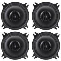 "(4) MTX THUNDER40 4"" 280 Watt 2-Way Coaxial Car Stereo Speakers"