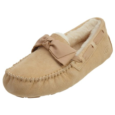 7a88966170f UGG Australia Dakota Leather Bow Slipper - Womens