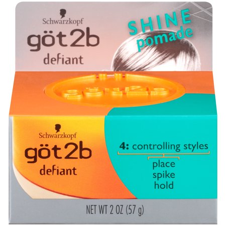 Defiant Define & Shine Hair Pomade, 2 Ounce