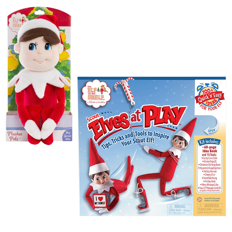 The Elf on the Shelf Bundle - 2pcs -The Elf on the Shelf ...