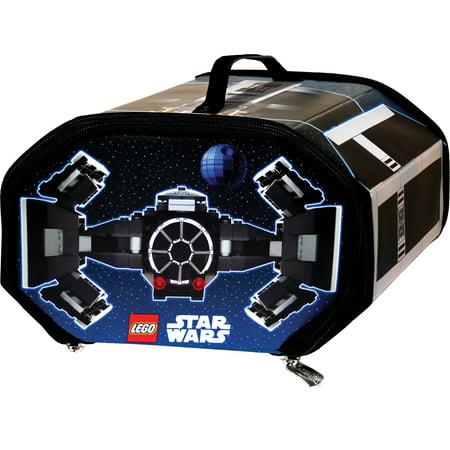 Lewis Case - ZipBin LEGO Star Wars TIE Fighter Carry Case Playmat