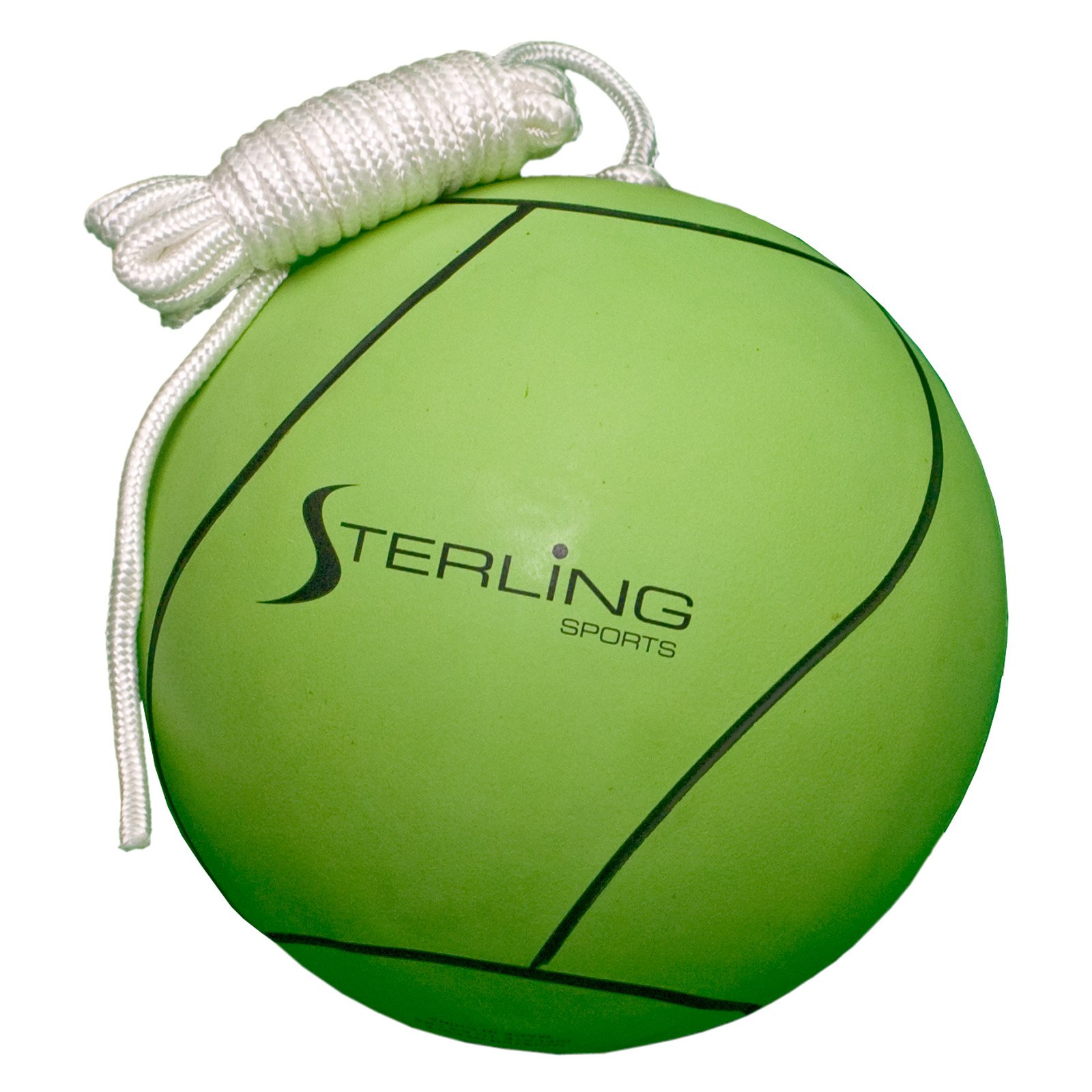 Sterling Sports Neon Green Tetherball