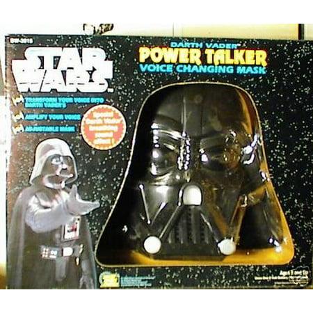 STAR WARS DARTH VADER POWER TALKER - image 1 of 1