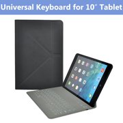 """Minisuit Ultra Slim Bluetooth Keyboard Folio Case for Apple Android Tablets (10"""")"""