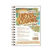 Strathmore Visual Journal, Cold-Press Watercolor, 5.5in x 8in, 140 lb.