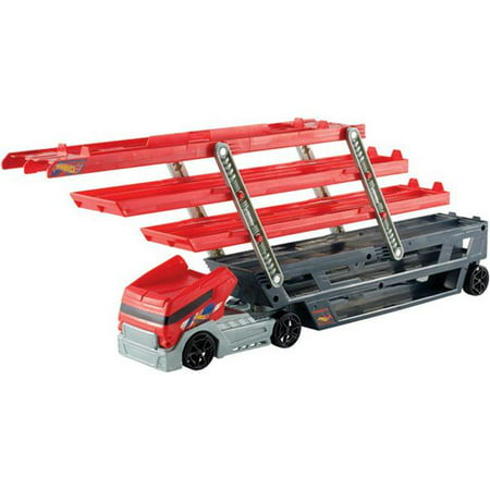 Hauler Truck - Hot Wheels Meta Hauler Truck, Multicolored