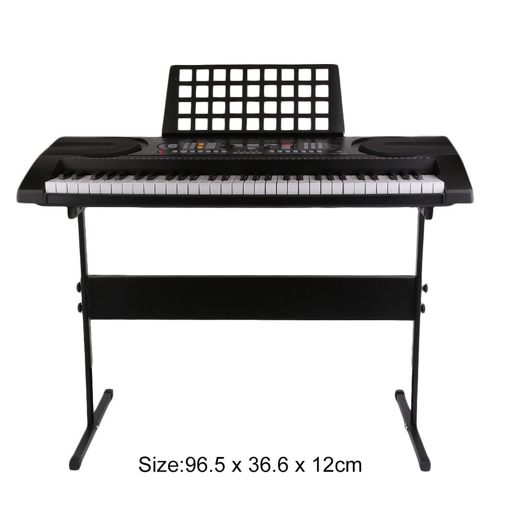 2017 MK-902 61 Key Keyboard LCD Display Electronic Organ With Touch Function by YKS