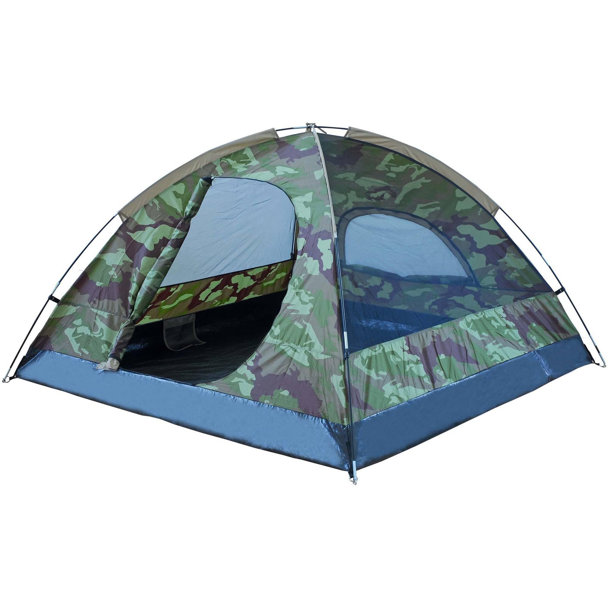 Redleg 3 Tent