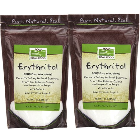 NOW Foods Erythritol (Erythritol Sweetener)