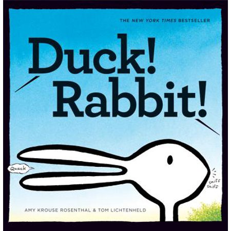 Duck! Rabbit! : (Bunny Books, Read Aloud Family Books, Books for Young