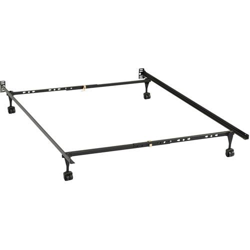 bivona  company full size metal bed frame with headboard, Headboard designs
