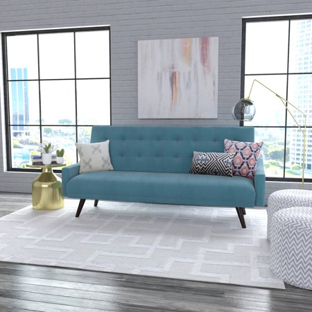 Oakland Futon Sofa Bed Multiple Colors Walmartcom - Sofa center oakland