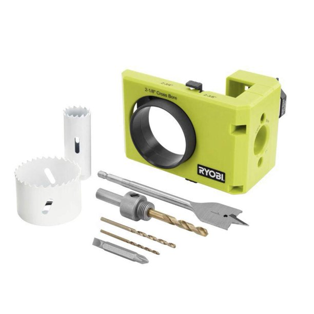 A99dlk4 Wood And Metal Door Lock Installation Kit For Installing