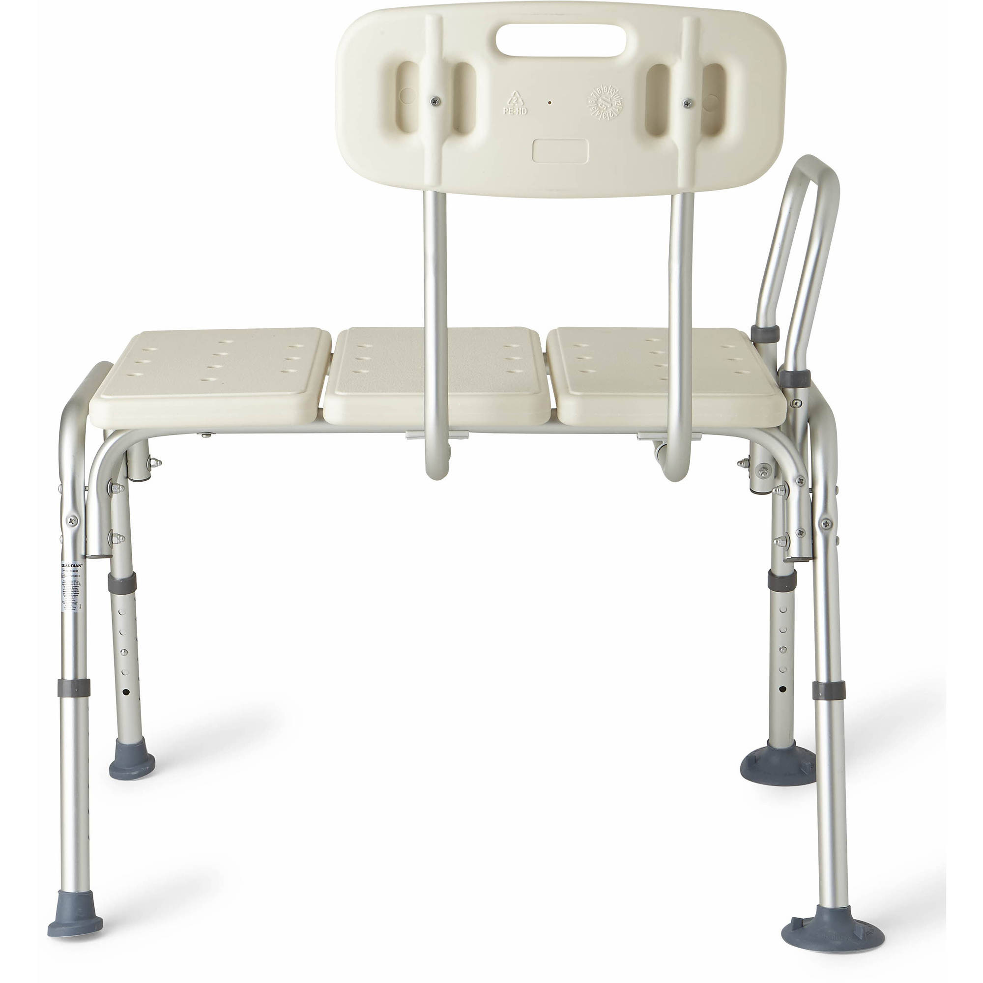 Medline Transfer Bench with Back Walmart