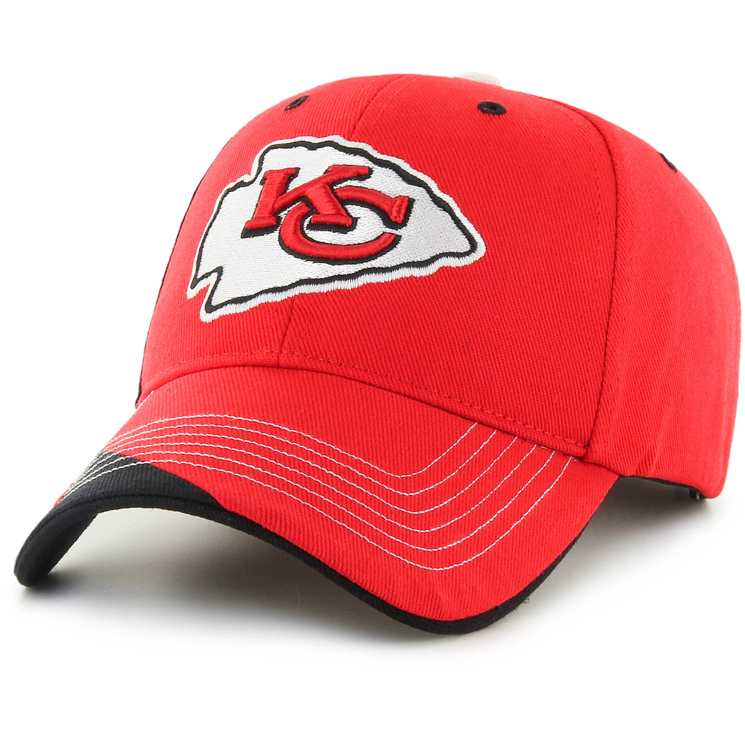 NFL Kansas City Chiefs Mass Hubris Cap - Fan Favorite