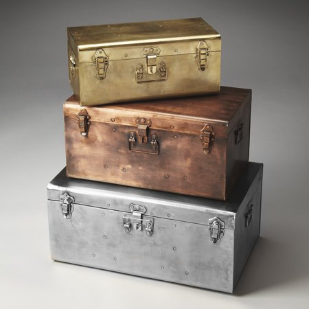 Butler Spirit Storage Trunks - Set of 3 - Store Spirit