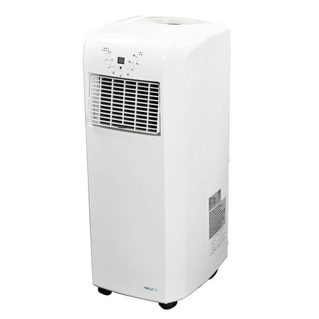 NewAir AC-10100H Ultra Compact 10,000 BTU Portable Air Conditioner and Heater