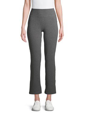 Athletic Works Women's Active Straight Leg Pants