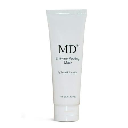 MD Enzyme Peeling Mask, 1 Fl Oz