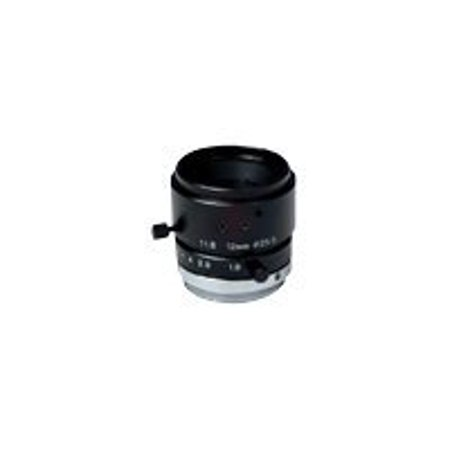 Tamron 23FM12-L - CCTV lens - fixed focal - manual iris - 1/3