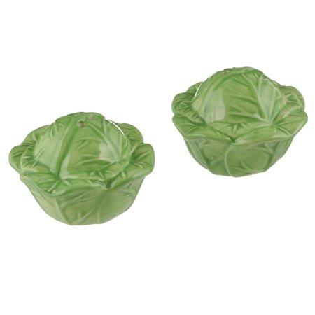 Grassland Roads Mini Vegetable Salt & Pepper Shakers