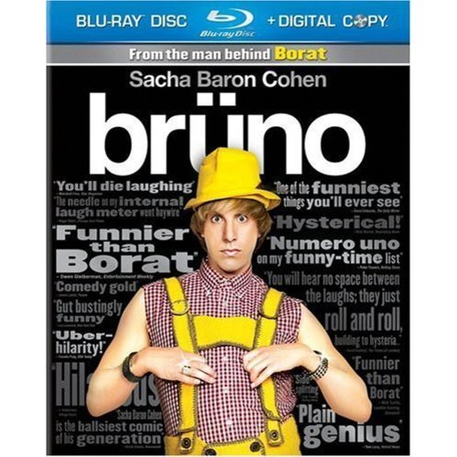 Bruno (Blu-ray) (With INSTAWATCH) (Anamorphic Widescreen)