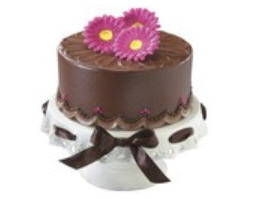 Cake Decoration Gum Paste Gerbera Daisy- Pink