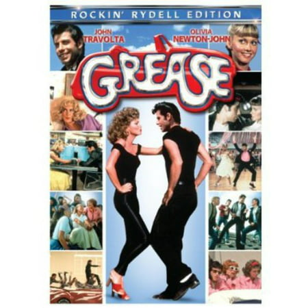 Grease (DVD) - Grease Movie Outfits