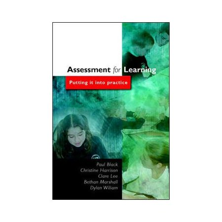 Assessment for Learning by