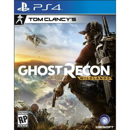 Tom Clancy's Ghost Recon: Wildlands, Ubisoft, PlayStation 4, 887256022693