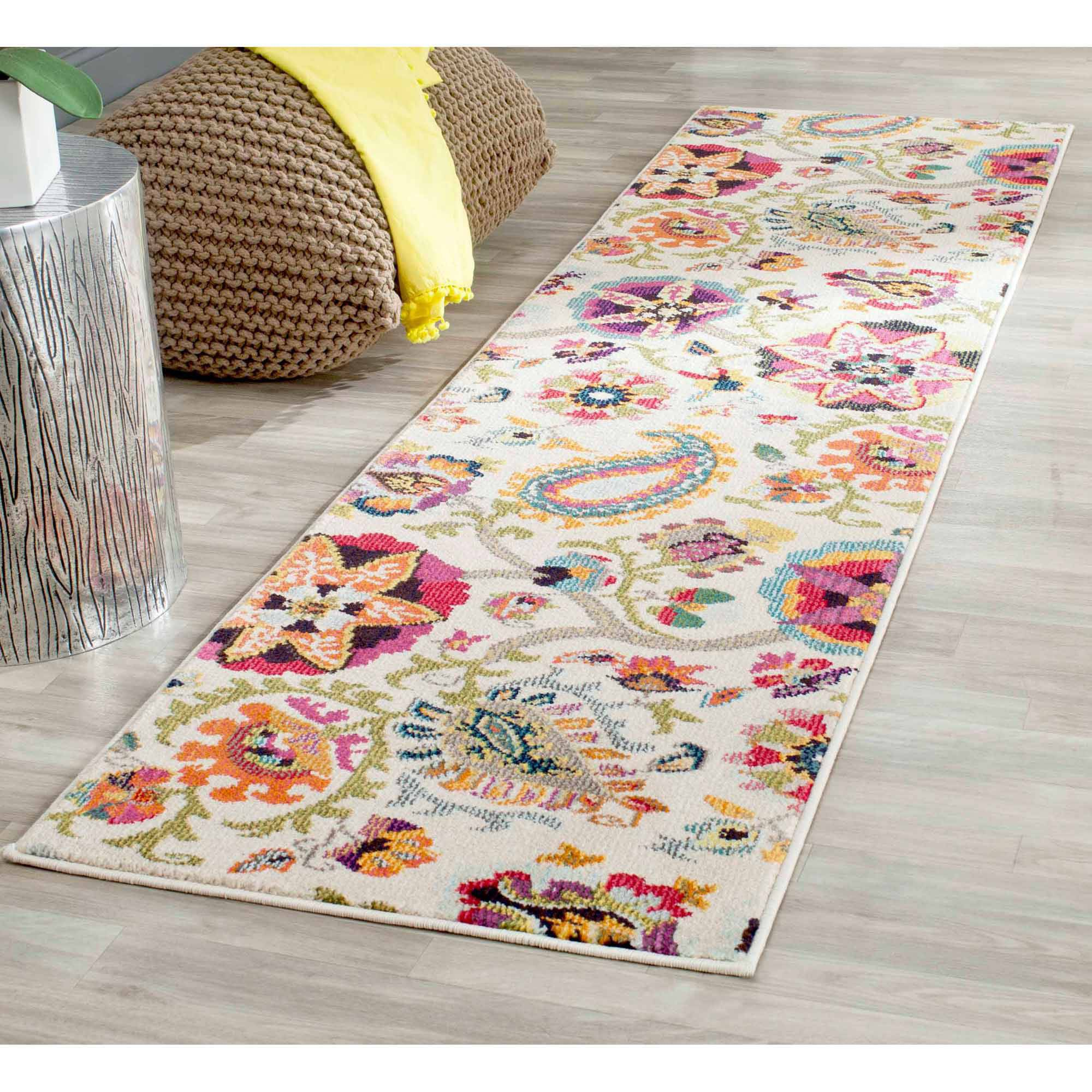 Safavieh Monaco Damian Floral Area Rug or Runner by Safavieh
