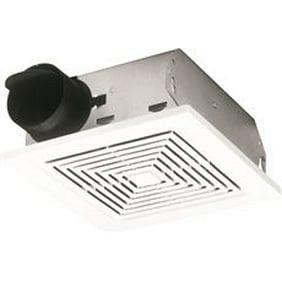 Costway Bathroom CFM Ceiling Wall Mounted Exhaust Fan Light Air - Bathroom air ventilation