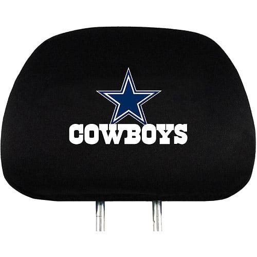 Dallas Cowboys NFL Head Rest Cover