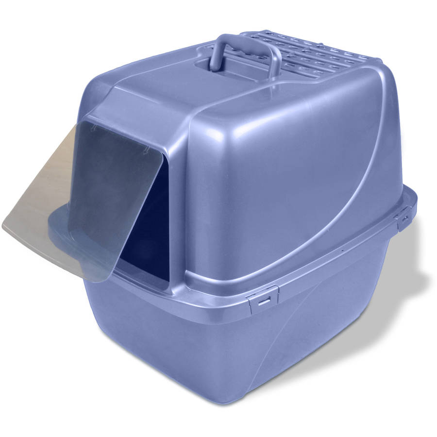 Arm Hammer Large Hooded Litter Pan Walmart Com
