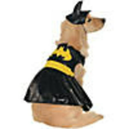 Image of Batgirl Dog Costume - Extra Large