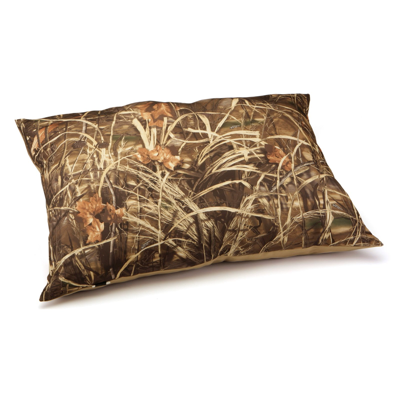 dallas manufacturing company camo pillow pet bed - mossy oak
