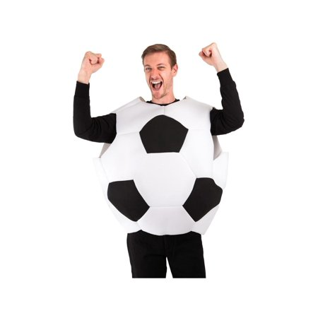 Adult Soccer Ball Costume - Soccer Ball Costume
